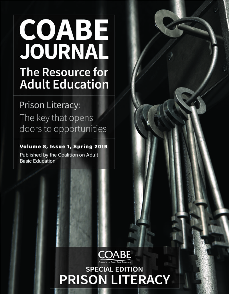 COABE Journal Prison Literacy Edition