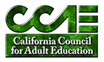 California Council for Adult Education Logo