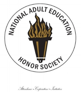 NATIONAL ADULT EDUCATION HONOR SOCIETY