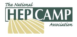 THE NATIONAL HEP CAMP ASSOCIATION